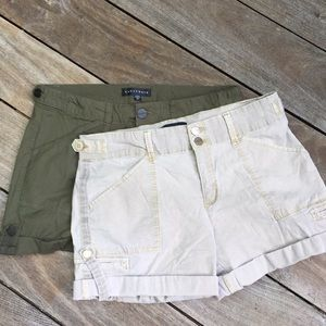 Sanctuary shorts bundle